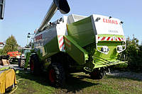 Комбайн Claas LEXION 460 Evolution з Німеччини