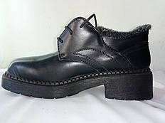 Туфли мужские зимние AMECA