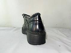 Туфли мужские зимние AMECA, фото 2