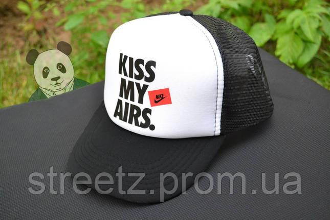 Кепка тракер Nike Kiss My Airs  , фото 2