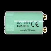Стартер OSRAM ST 151 BASIC 4-22Вт 40х25 рос