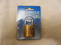 Навесной замок TRI-CIRCLE