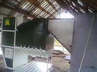Сепаратор воздушный для очистки зерновых культур ИСМ-50