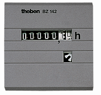 Електромеханічний лічильник мотогодин BZ 142-1