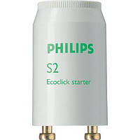 Стартер Philips S2  4-22W/1000 SER