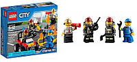 Конструктор Lego City 60088 Пожарный стартовый набор