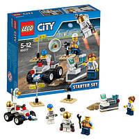 Конструктор Lego City Набор для начинающих Космос 60077