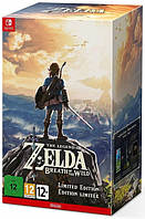 The Legend of Zelda Breath of the Wild Limited Edition
