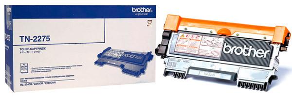Заправка картриджа Brother HL-2240/ 2250/ DCP-7060/ MFC-7860 (TN-2275)