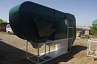Сепаратор для зерна ИСМ-40 с ЦОК