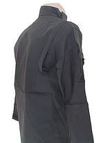 Китель MilTec ACU Rip Stop Black 11925002, фото 2