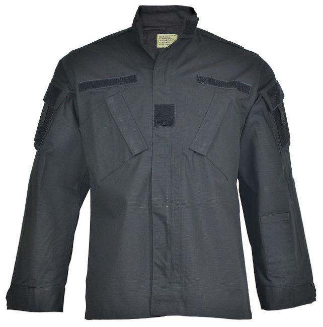 Китель MilTec ACU Rip Stop Black 11925002 XL