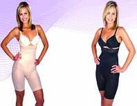 Утягивающие шорты для коррекции фигуры Slim&Lift Aire, утягивающее белье без бретелек Слим енд Лифт
