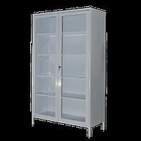 Шкаф медицинский ШМ-2 двухдверный