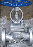 Вентиль стальной 15с18п Ду40 Ру25