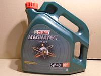 Синтетика 5W-40 Castrol Magnatec Diesel DPF SN 4л