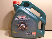 Синтетика 5W-40 Castrol Magnatec Diesel DPF SN 4л, фото 1