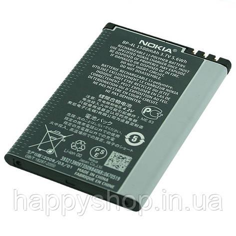 Оригинальная батарея Nokia BP-4L, фото 2