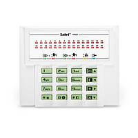 VERSA-LED-GR Светодиодная клавиатура для ПКП серии VERSA