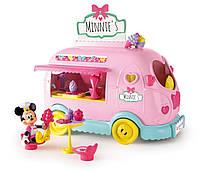 """Интерактивный игровой набор Minnie & Mickey Mouse Clubhouse серии """"Солнечный денек"""" Автобус (181991)"""