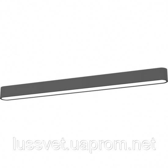 Светильник линейный потолочный Nowodvorski 6991 SOFT GRAPHITE 90