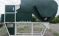Очистительная машина воздушная ИСМ-30 с циклоном (циклонно-осадочная камера)