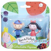 Набор фигурок Ben & Holly's Little Kingdom Сказочные друзья Бен и Флер 30969