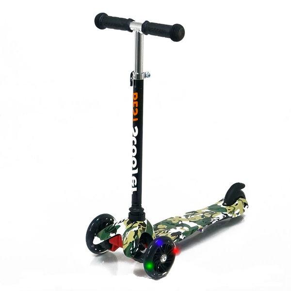 Детский самокат трехколесный Best Scooter 1285