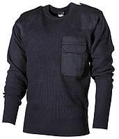 Акриловый свитер BW MFH Blue 05601G