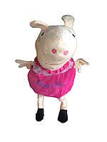 Детский рюкзак игрушка Свинка Пеппа Peppa Pig 1001741 детские рюкзаки, детский рюкзак, детские рюкзаки для девочек, детские рюкзаки 3 года, детский