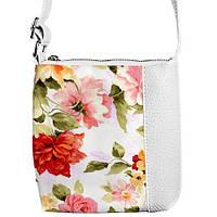 Детская сумка для девочки Розы. кожзам