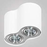 Накладной светильник Azzardo gm4200_wh_alu Bross