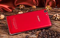 "Смартфон Cubot Rainbow Red, 1/16Gb, 8/5Gb, 4 ядра, 2sim, экран 5"" IPS, GPS, 3G, Android 6.0, фото 1"