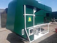 Сепаратор для зерна ИСМ-50 с циклоном