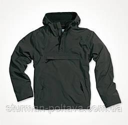 Куртка чоловіча Анорак (Combat) колір чорний Mil-Tec Німеччина