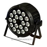 STLS LED прожектор STLS Par S-1861 Slim RGBWA+UV