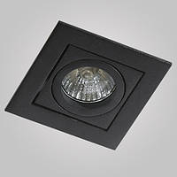 Встраиваемый светильник Azzardo gm2103_bk Paco