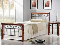 Металлическая кровать HALMAR VERONICA 90