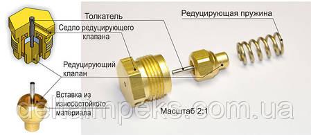 Регулятор расхода АР-40/У-30-4ДМ универсальный, фото 2