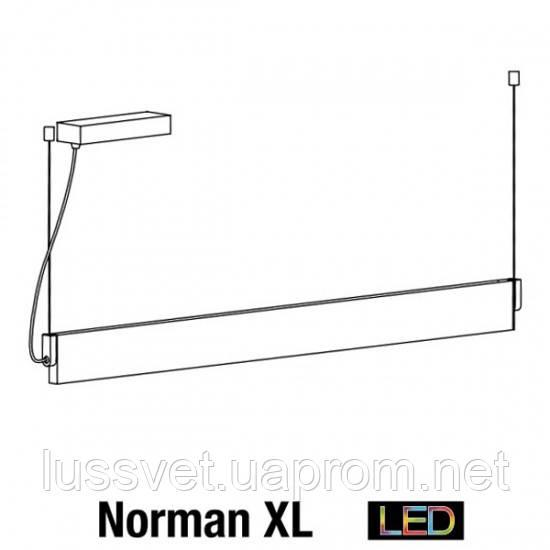 Подвесной линейный светильник Azzardo MD5932L-X WH NORMAN