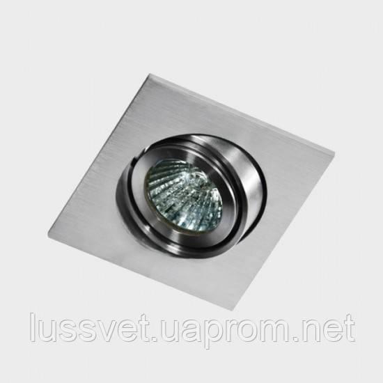 Встраиваемый светильник Azzardo gm2110_alu Editta