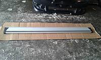 Боковые пороги (площадка) Mitsubishi Pajero Sport 2009