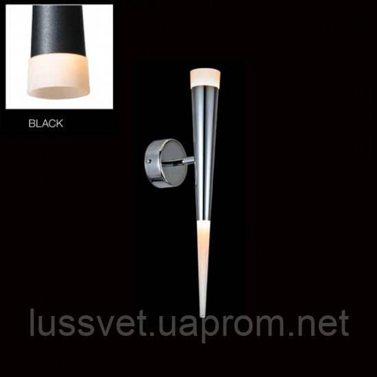 Бра Azzardo lw9003-1-black Brina