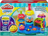 Набор пластилина Фабрика пирожных, Play-Doh
