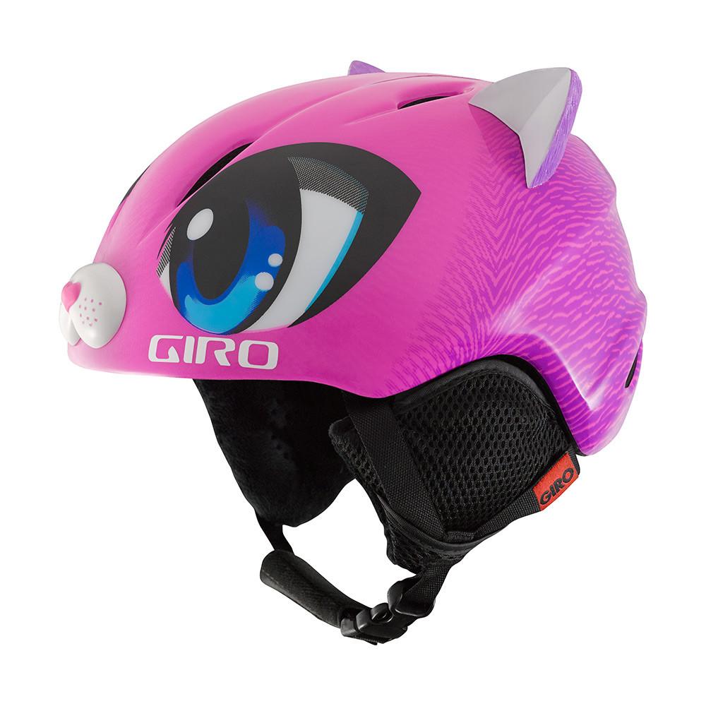 Горнолыжный шлем Giro Launch Plus, розовый Meow (GT)