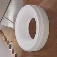 Настенно-потолочный светильник Azzardo lc2310-1c white Ring