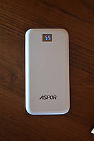 Power Bank Aspor 12000mAh, фото 1