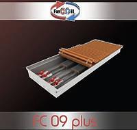 Конвекторы FanCOil с естественной конвекцией FC 09 plus, (1250мм)