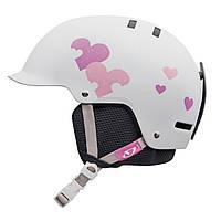 Горнолыжный шлем Giro Vault, белый Heart Helix (GT)