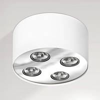 Накладной светильник Azzardo fh31434b white chrome Neos